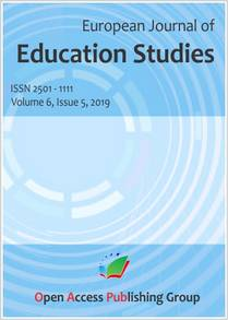 European Journal of Education Studies